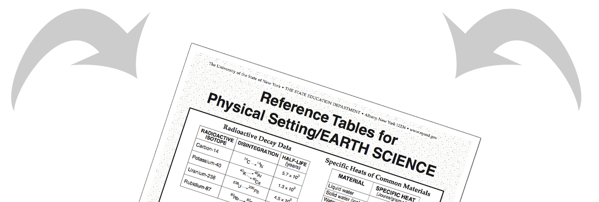 Mr leigh manuells earth science class did you misplace your earth science reference tables well dont worry click below to download your copy ibookread PDF